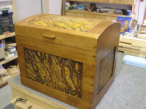 Custom Made Reptile Chest