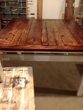 Custom Made Kitchen Table Custom Made To Order