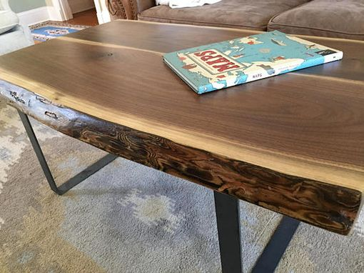 Custom Made Midwest-Modern Coffee Table