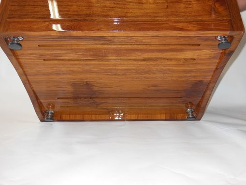 Custom Made Custom Yacht Stool/Dock Box
