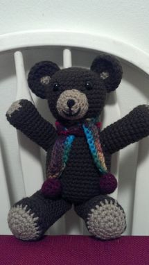 Custom Made Jiffy Bear