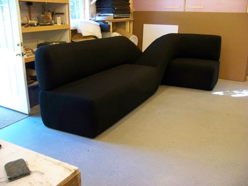 Custom Made Concept Sofa -- The Twist Sofa