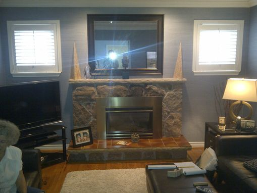 Custom Made Fireplace Revival