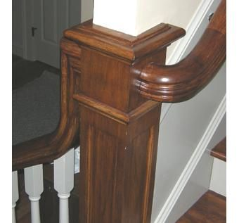 Custom Made Custom Staircase
