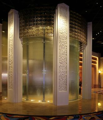 Custom Made Architectural Metal Work
