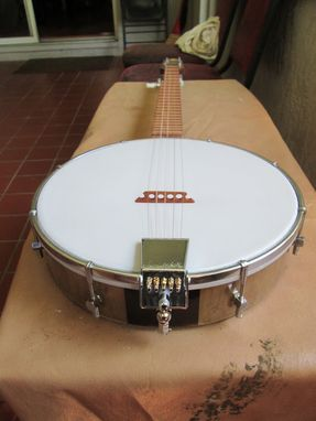 Custom Made Old School Banjo