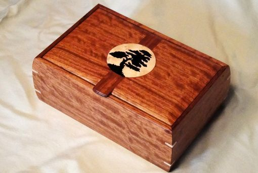 Custom Made Bonsai Box