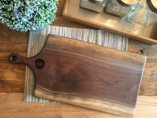 Custom Made The Sante Fe Chile Board- Comes In Every Handle Style We Offer