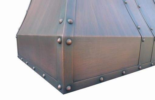 Custom Made Signature Range Hood 36""