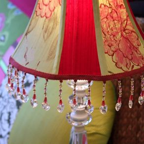 Custom Made Lamp Shade: Custom Made Lampshades Available In Any Colour In Any Shape,Lighting