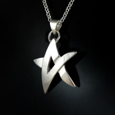 Custom Made Star Pendant