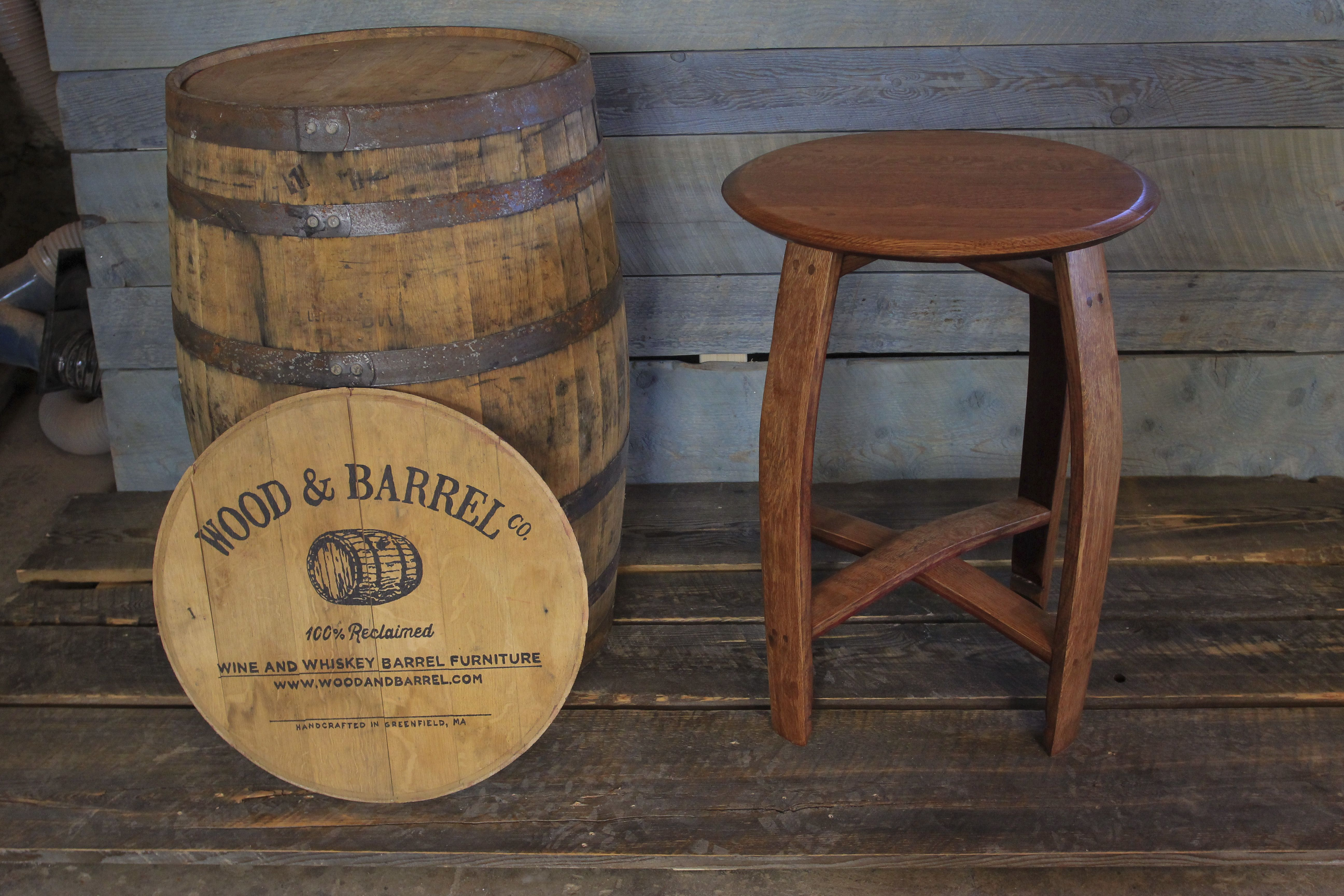 tony derricotte wood and barrel co greenfield ma