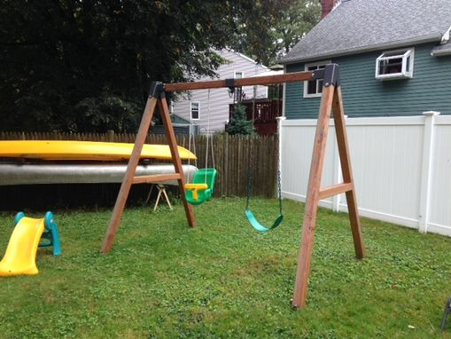 Custom Made Swing Set Brackets