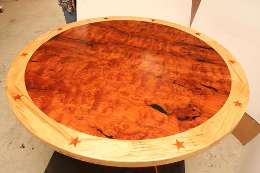 Custom Made Texas Heritage Dining Table