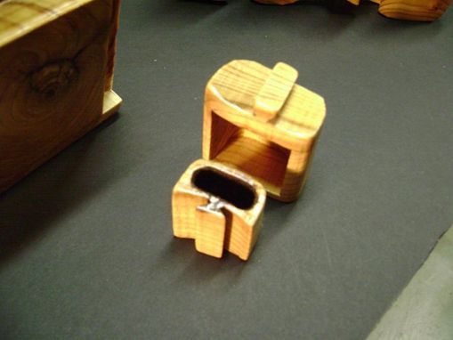 Custom Made Puzzle Boxes