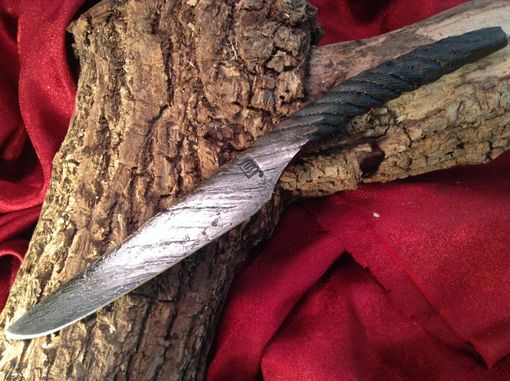 Custom Made Cable Damascus Knife