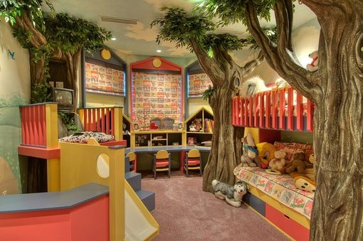 Custom Made Children's Bedroom