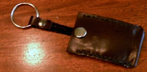 Custom Made Leather Key Case