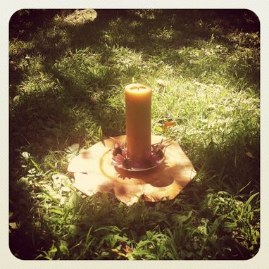 Custom Made Pure Beeswax Candles