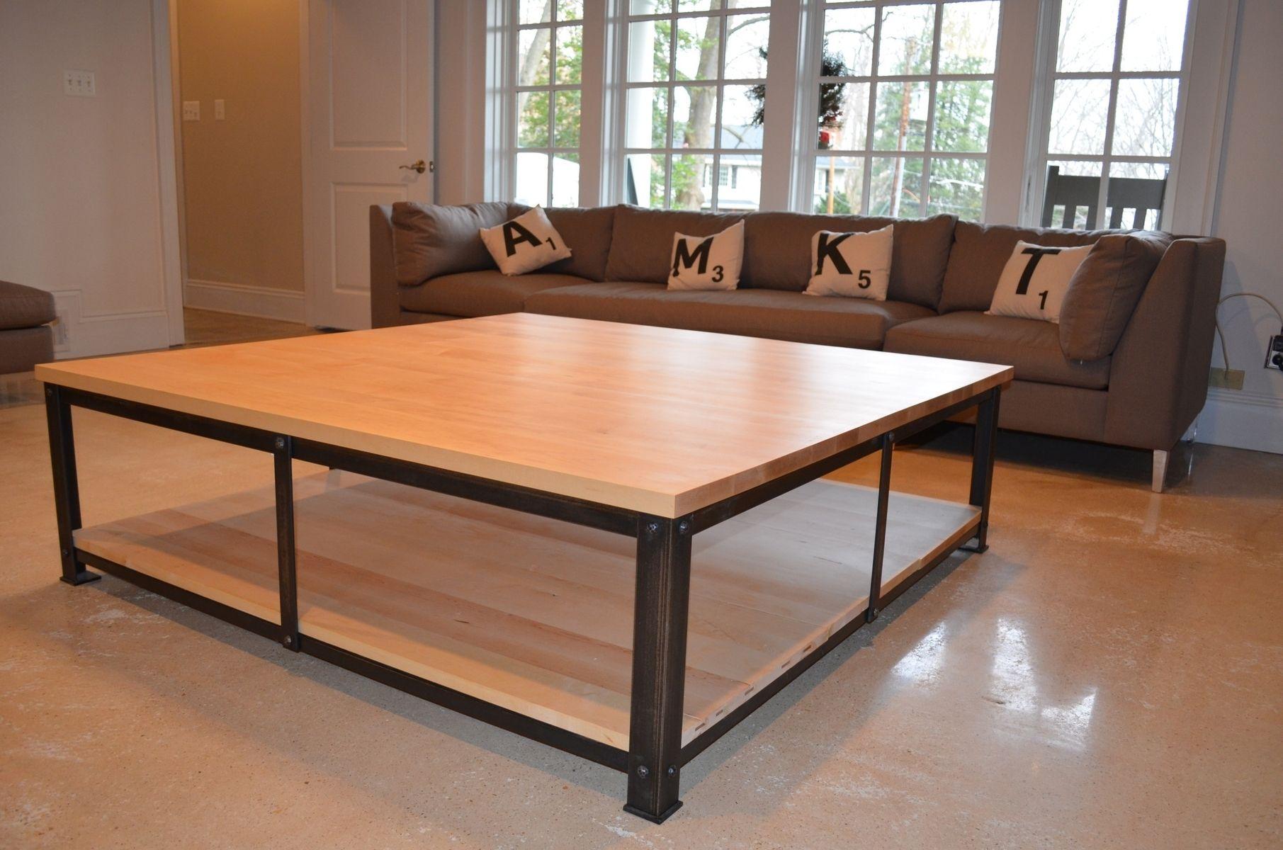 Handmade Square Coffee Table By Kala Studios Custommade Com