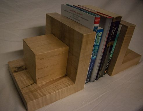 Custom Made Bookends