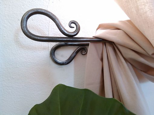 Custom Made Curtain Holdback