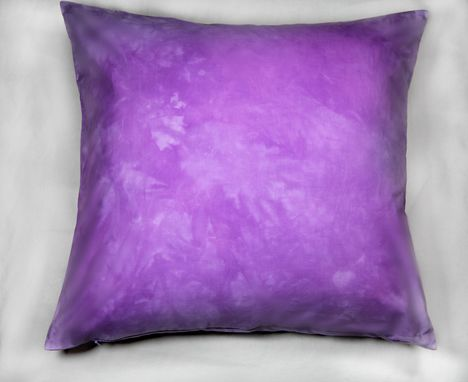 Custom Made In Vogue: Tie Dye: Web Patten Pillow