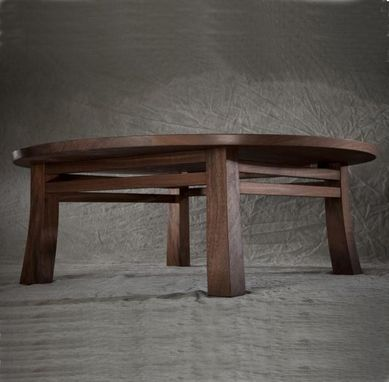 Custom Made Japanese Chabudai Table