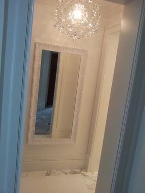 Custom Made Hidden Wall Mirror