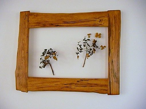 Custom Made Rustic Lodge Frame