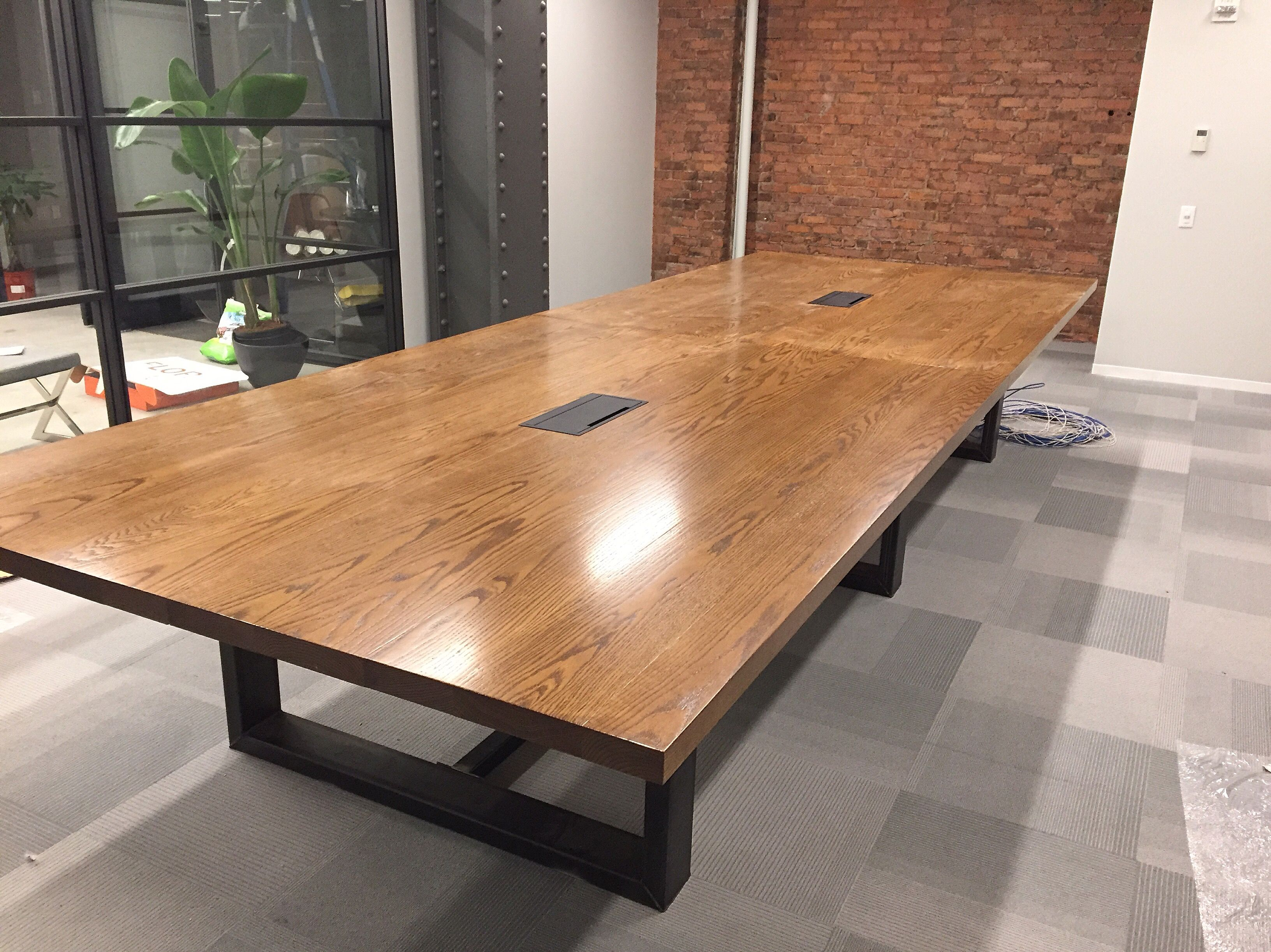 Handmade Custom Conference Table By Greg Pilotti Furniture