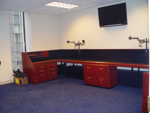 Custom Made Custom Traditional System Furniture