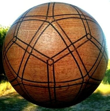 Custom Made Sphere From Polyhedron
