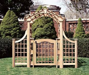 Custom Made The Neoclassical Arbor