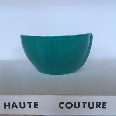 Custom Made Bowl. Collection Haute Couture. Ready To Go.