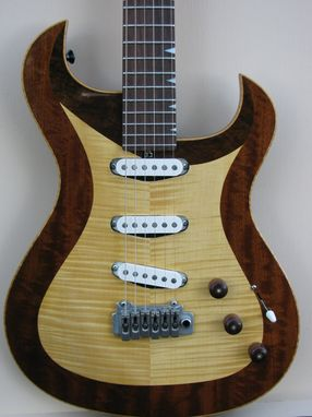 Custom Made Electric Guitar