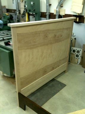 Custom Made Queen-Size Bed Headboard