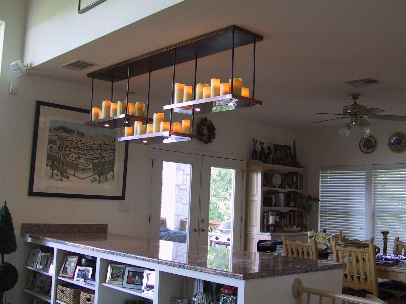 Custom electric candle chandelier by lightcrafters custommade aloadofball Image collections