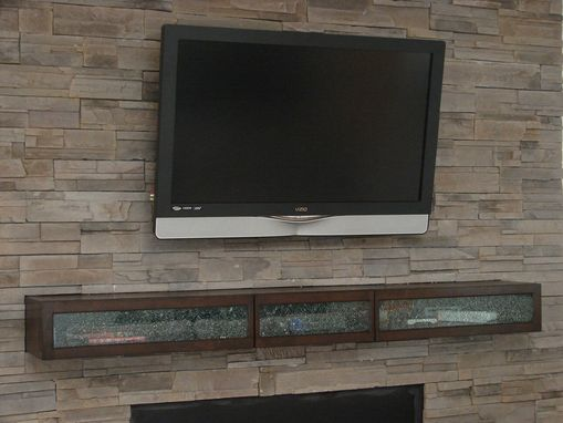 Custom Made Built-In Entertainment Unit