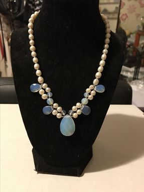 Custom Made Fresh Water Pearl Necklace