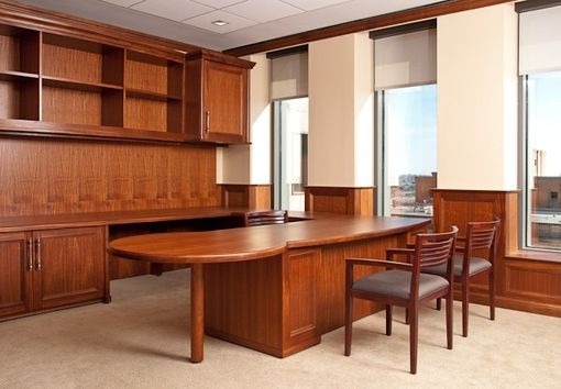 Custom Made Corporate Executive Office