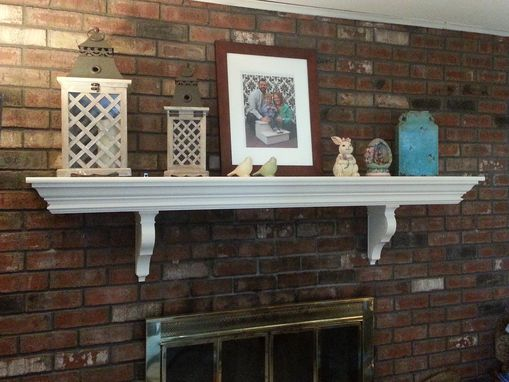 Custom Made Mantle 2
