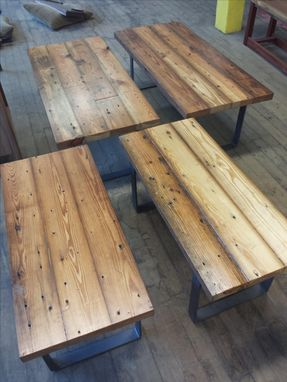 Custom Made Reclaimed Coffee Tables