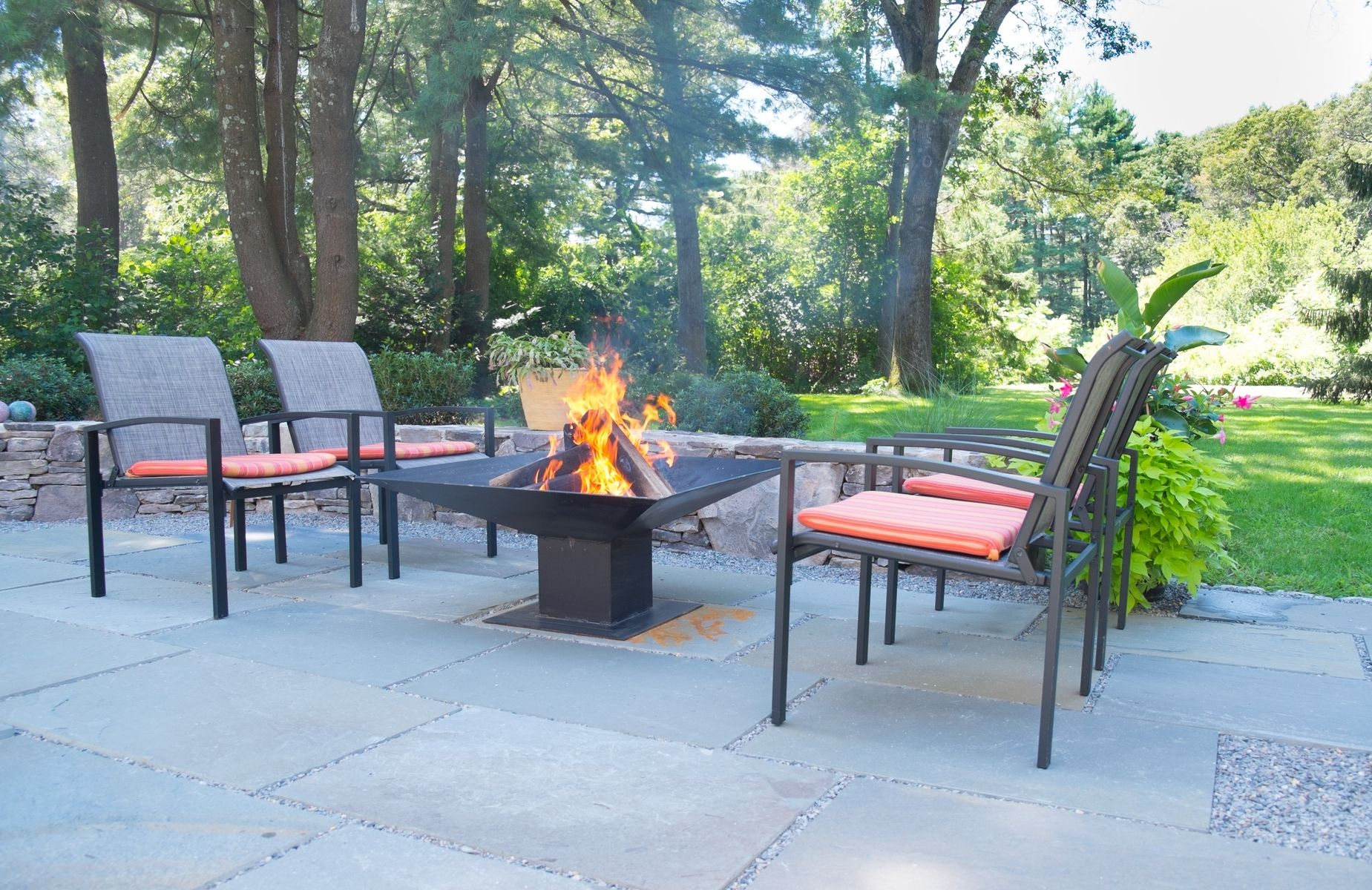 Buy A Handmade Custom Built Fire Pit Fire Tray Made To