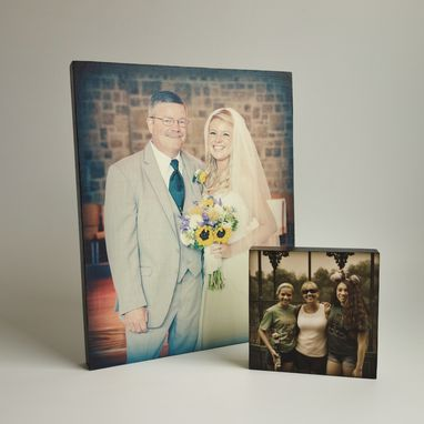 Custom Made Wedding Anniversary Portrait
