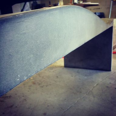 Custom Made The Tacoma Narrows Concrete Bench
