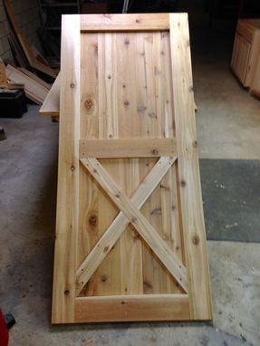 Custom Made Custom Sliding Barn Doors