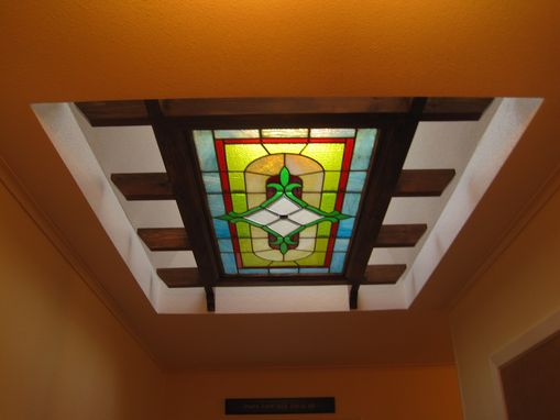 Custom Made Skylight Feature