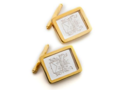 Custom Made Special Gift Custom Cufflinks