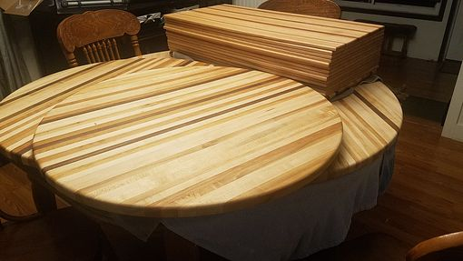 Custom Made Cutting Board/Butcher Block Table Tops